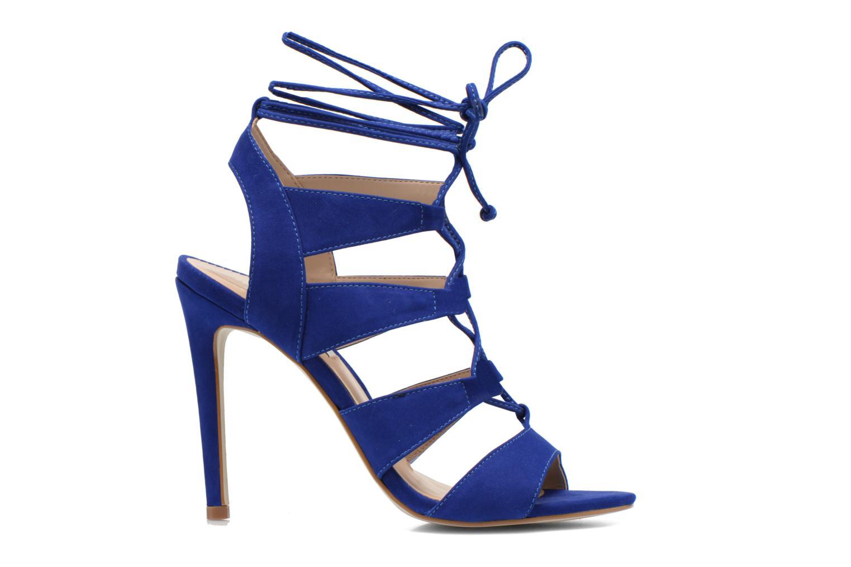 Sandals Steve Madden SANDALIA Blue back view