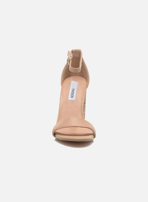 Sandales et nu-pieds Steve Madden CARRSON Beige vue portées chaussures