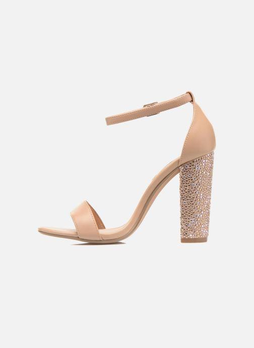 a2d1e666b19 Steve Madden CARRSON (Beige) - Sandals chez Sarenza (247786)