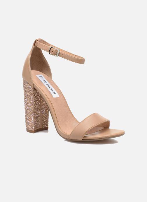 Sandales et nu-pieds Steve Madden CARRSON Beige vue détail/paire
