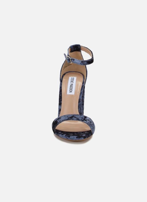 Sandales et nu-pieds Steve Madden CARRSON Bleu vue portées chaussures