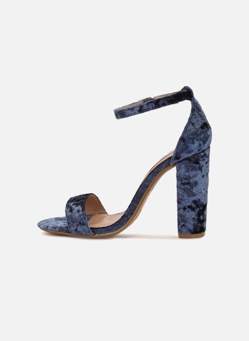 Sandales et nu-pieds Steve Madden CARRSON Bleu vue face