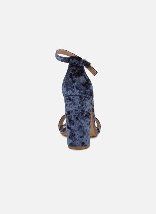 Sandales et nu-pieds Steve Madden CARRSON Bleu vue droite