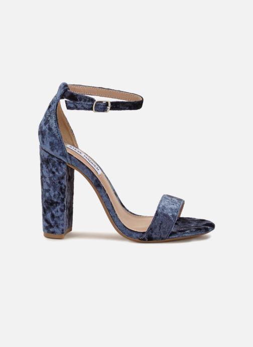 Sandales et nu-pieds Steve Madden CARRSON Bleu vue détail/paire