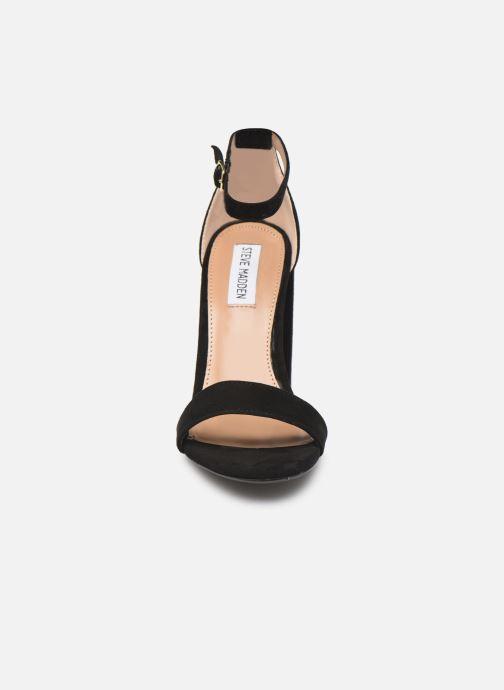 Sandales et nu-pieds Steve Madden CARRSON Noir vue portées chaussures