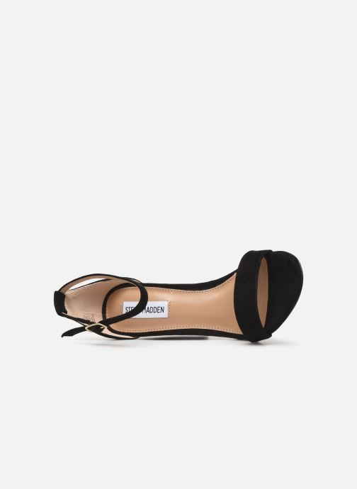 Sandals Steve Madden CARRSON Black view from the left