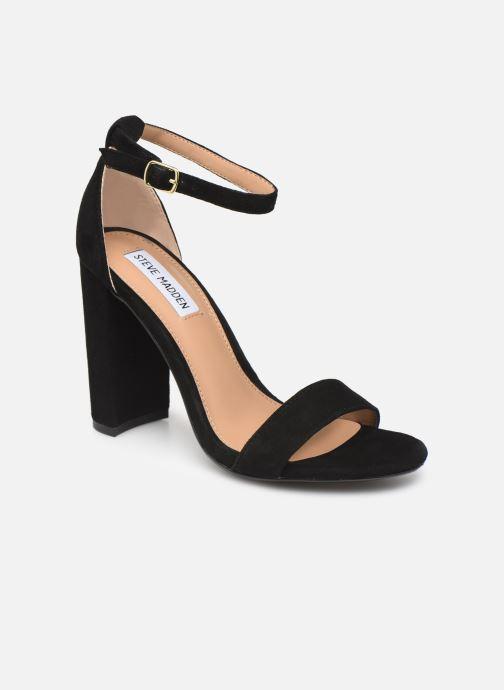 Sandales et nu-pieds Steve Madden CARRSON Noir vue détail/paire