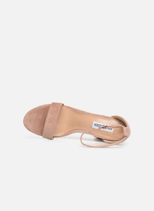 Sandals Steve Madden CARRSON Pink view from the left