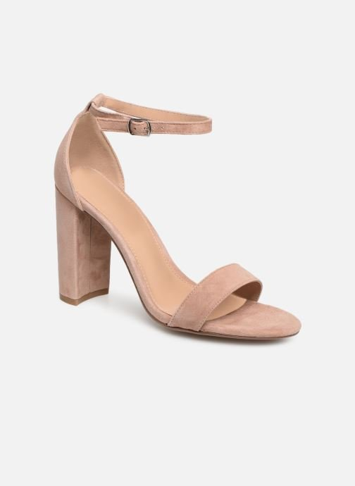 Sandals Steve Madden CARRSON Pink detailed view/ Pair view