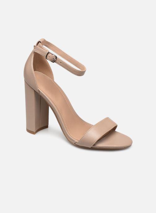 Sandales et nu-pieds Steve Madden CARRSON Rose vue détail/paire