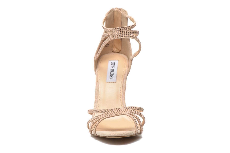 Sandals Steve Madden CAPPER Beige model view