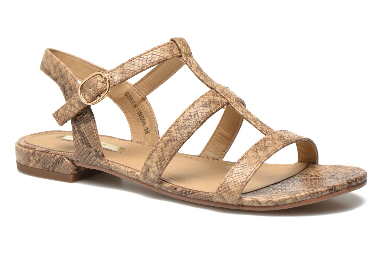 Sandales et nu-pieds Esprit Aely Sandal Beige vue détail/paire