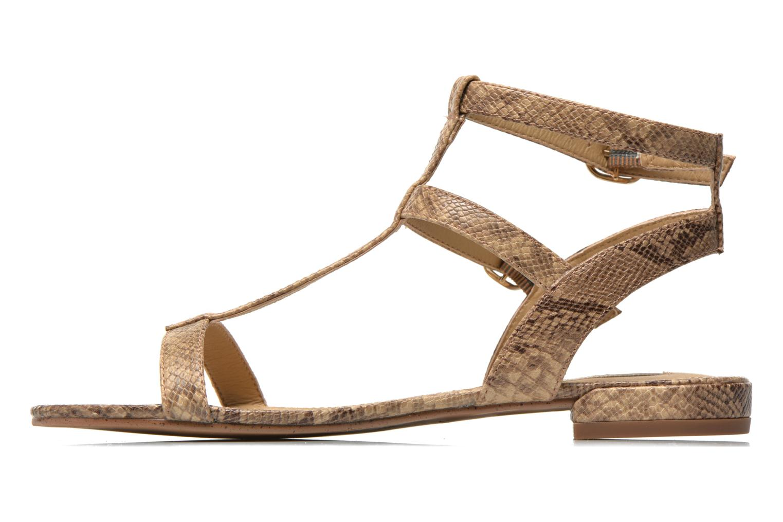 Sandali e scarpe aperte Esprit Aely Bis Sandal Beige immagine frontale