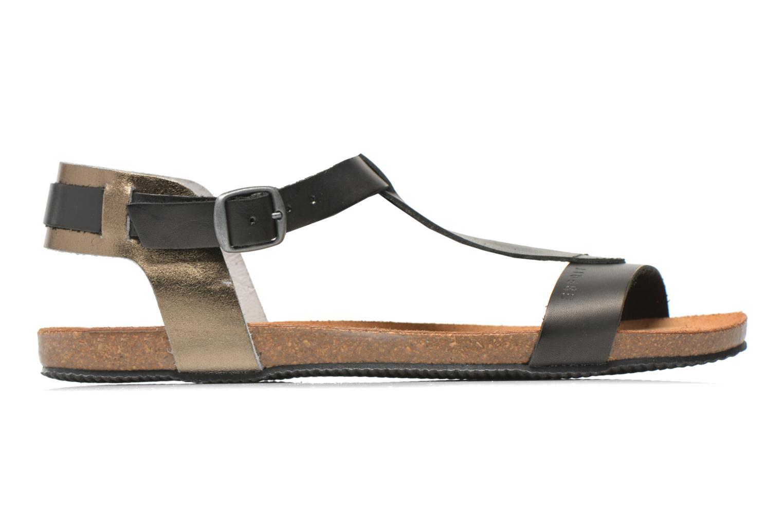 Sandales et nu-pieds Esprit Aisha Sandal 2 Noir vue derrière