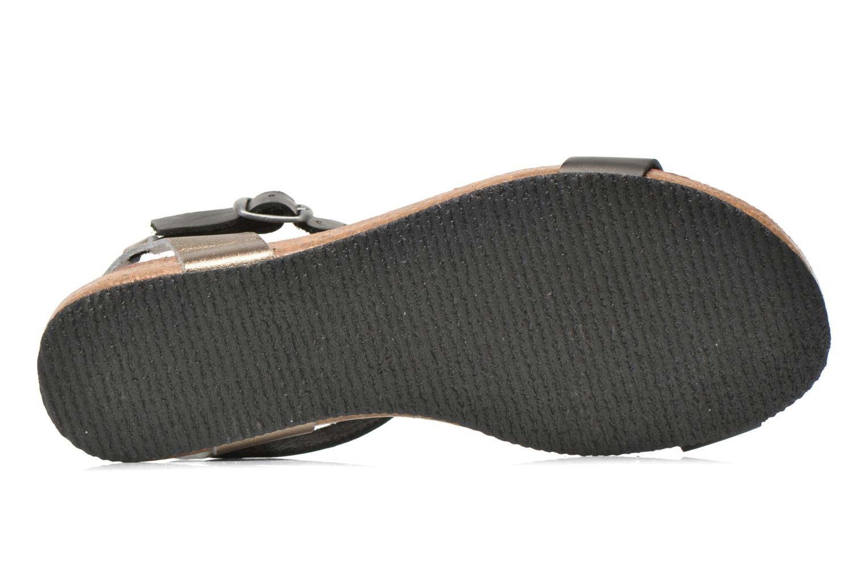 Sandales et nu-pieds Esprit Aisha Sandal 2 Noir vue haut