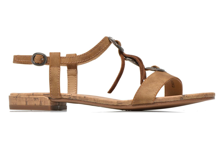 Sandales et nu-pieds Esprit Aely Ter Sandal Marron vue derrière