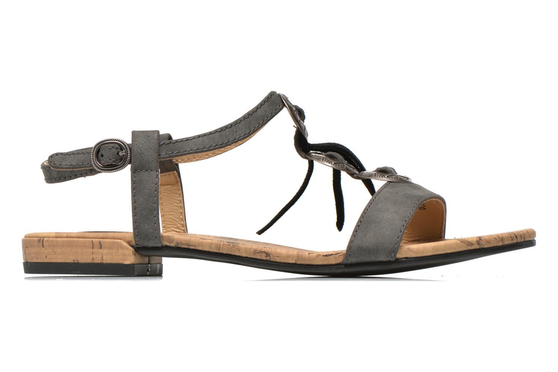 Sandales et nu-pieds Esprit Aely Ter Sandal Noir vue derrière