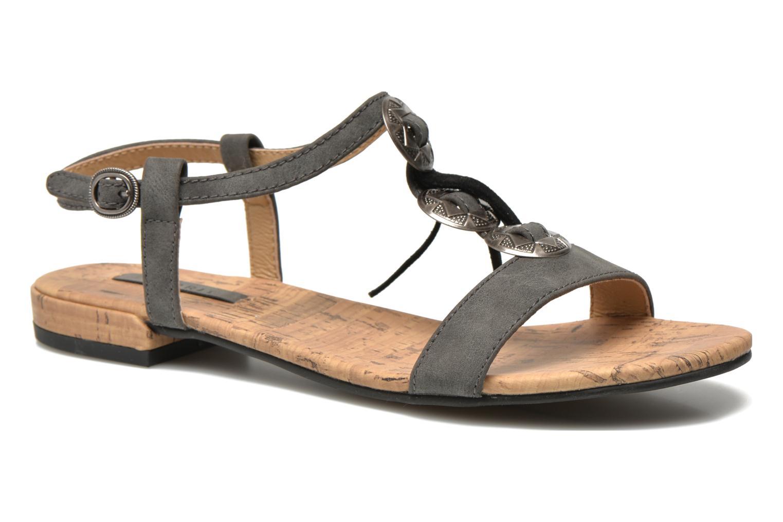 Sandaler Esprit Aely Ter Sandal Sort detaljeret billede af skoene