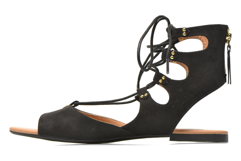 Sandalen Esprit Pepe Sandal 2 Zwart voorkant
