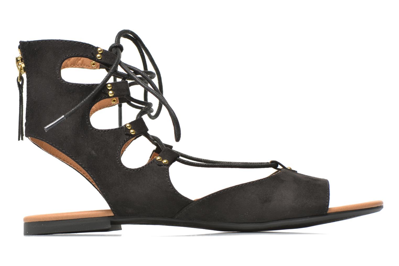 Sandalen Esprit Pepe Sandal 2 Zwart achterkant