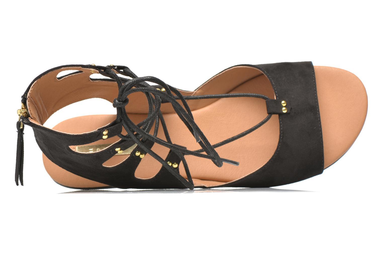 Sandalen Esprit Pepe Sandal 2 Zwart links