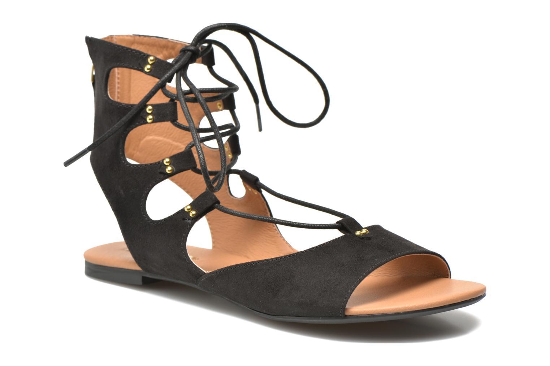 Sandalen Esprit Pepe Sandal 2 Zwart detail