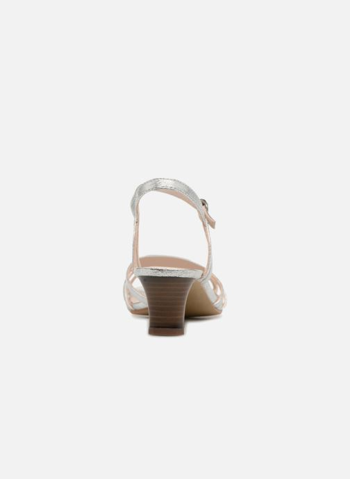 Sandalen Esprit Birkin Sandal Zilver rechts
