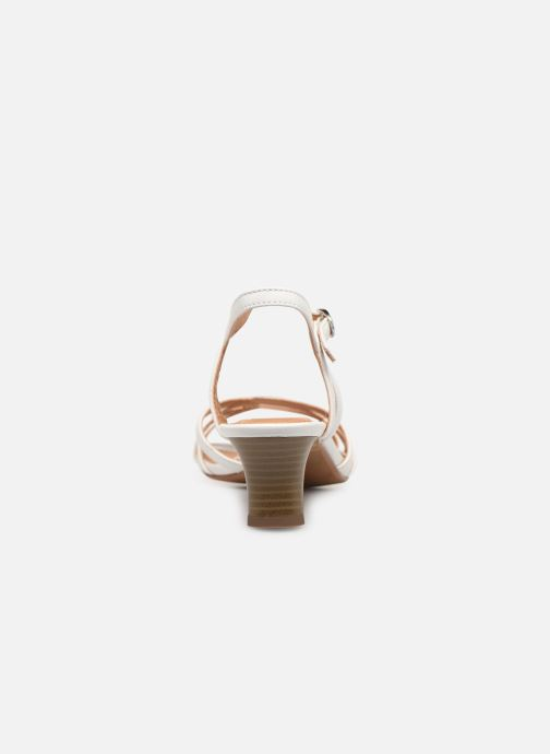 Sandals Esprit Birkin Sandal White view from the right