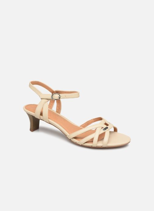 Sandales et nu-pieds Esprit Birkin Sandal Beige vue détail/paire