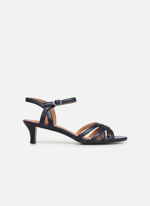 Sandales et nu-pieds Esprit Birkin Sandal Bleu vue derrière