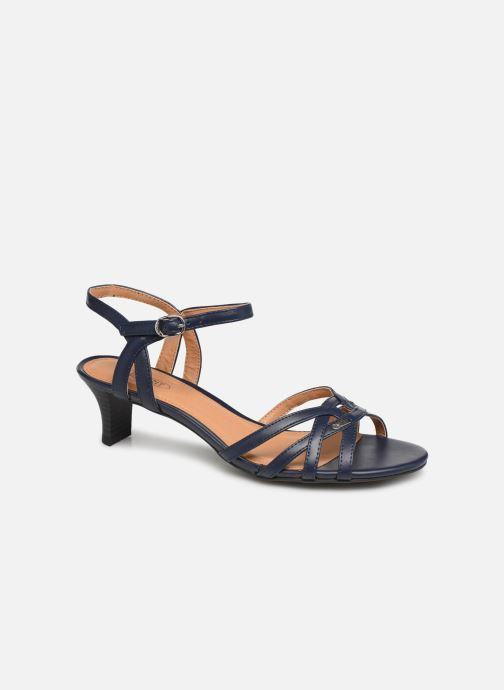 Sandales et nu-pieds Esprit Birkin Sandal Bleu vue détail/paire