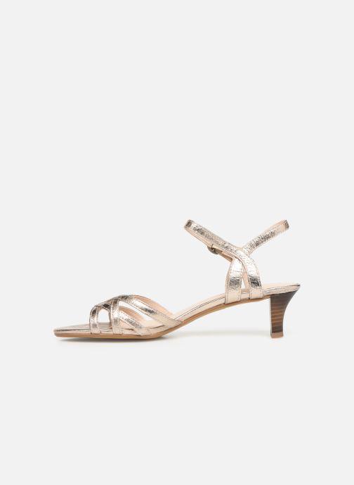 Sandals Esprit Birkin Sandal Bronze and Gold front view
