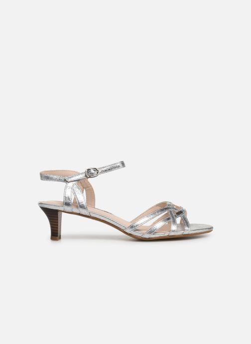 Sandalen Esprit Birkin Sandal Zilver achterkant