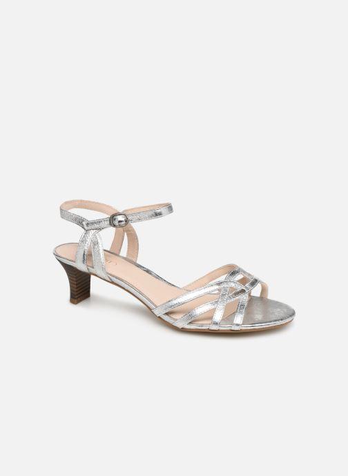 Sandaler Esprit Birkin Sandal Sølv detaljeret billede af skoene