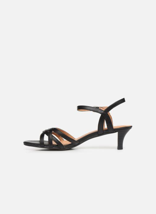 Sandales et nu-pieds Esprit Birkin Sandal Noir vue face