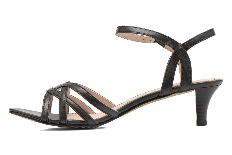 Sandali e scarpe aperte Esprit Birkin Sandal Nero immagine frontale
