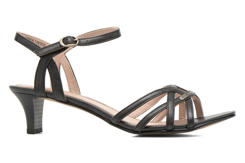 Sandali e scarpe aperte Esprit Birkin Sandal Nero immagine posteriore