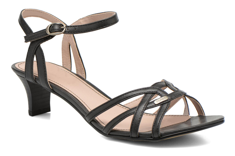 Sandali e scarpe aperte Esprit Birkin Sandal Nero vedi dettaglio/paio