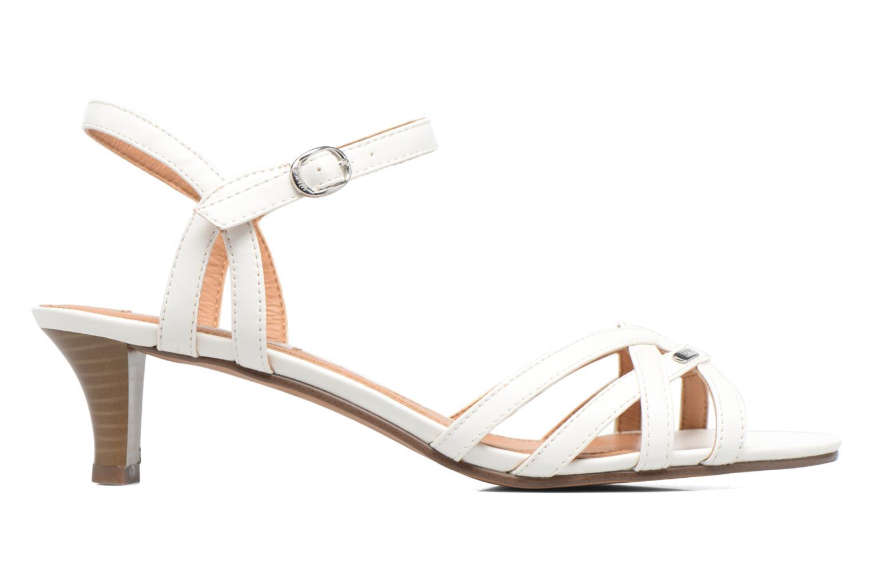 Sandali e scarpe aperte Esprit Birkin Sandal Bianco immagine posteriore