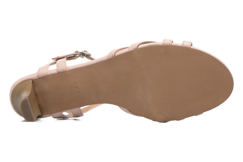 Sandales et nu-pieds Esprit Birkin Sandal Rose vue haut