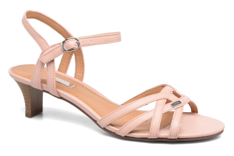 Sandales et nu-pieds Esprit Birkin Sandal Rose vue détail/paire