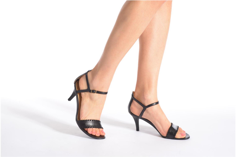 Sandalias Esprit Dor Bis Sandal Negro vista de abajo