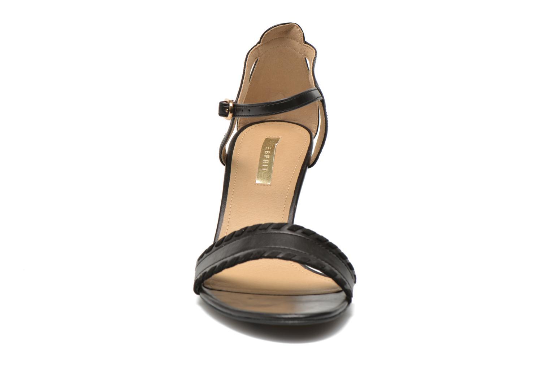 Sandalias Esprit Dor Bis Sandal Negro vista del modelo