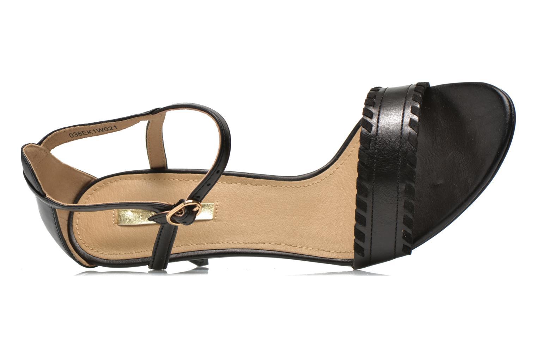 Sandalias Esprit Dor Bis Sandal Negro vista lateral izquierda