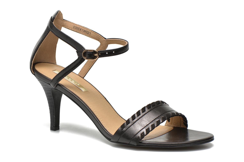 Sandalias Esprit Dor Bis Sandal Negro vista de detalle / par