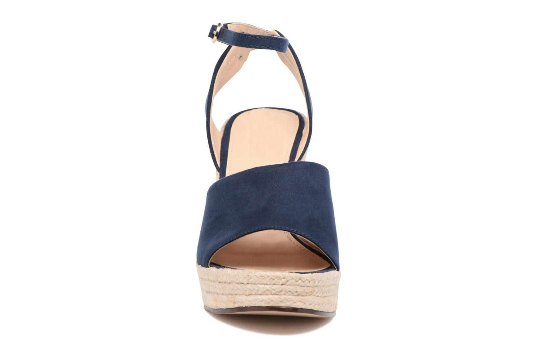Sandalias Esprit Twiggy Sandal Azul vista del modelo