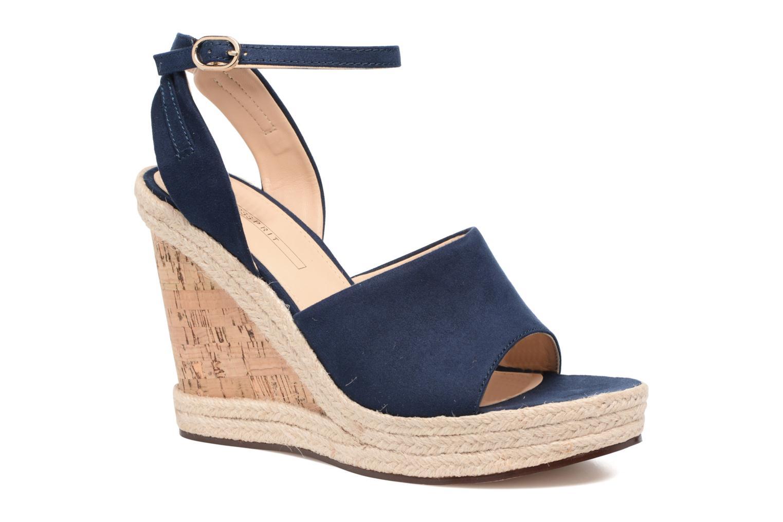 Sandalias Esprit Twiggy Sandal Azul vista de detalle / par