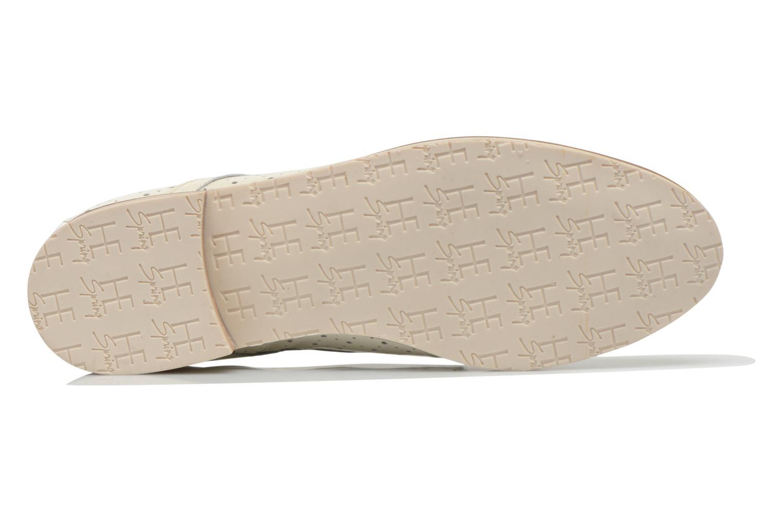 Scarpe con lacci HE Spring Bellem Bianco immagine dall'alto