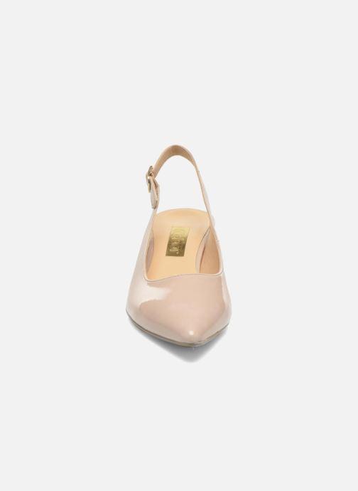 Pumps Gabor Liro beige schuhe getragen