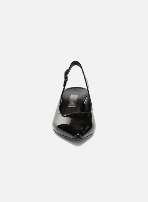 Escarpins Gabor Liro Noir vue portées chaussures